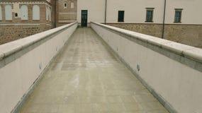 Είσοδος στα κτήρια Στοκ Εικόνες