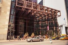 Είσοδος στον πύργο Scotia Plaza στο Τορόντο Στοκ εικόνα με δικαίωμα ελεύθερης χρήσης