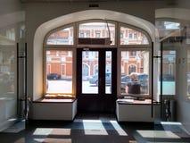 Είσοδος στοών θριάμβου Στοκ εικόνα με δικαίωμα ελεύθερης χρήσης