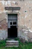 Είσοδος στο κτήριο Στοκ Εικόνες