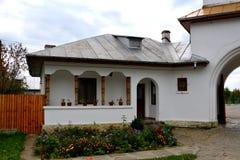 Είσοδος στο μοναστήρι Zamfira Στοκ φωτογραφίες με δικαίωμα ελεύθερης χρήσης