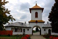 Είσοδος στο μοναστήρι Zamfira Στοκ Φωτογραφίες