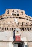 Είσοδος στο μουσείο Castel Sant Angelo στη Ρώμη Στοκ φωτογραφία με δικαίωμα ελεύθερης χρήσης
