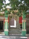 Είσοδος στο ναό Vishnu Στοκ φωτογραφία με δικαίωμα ελεύθερης χρήσης