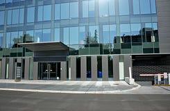 Είσοδος στο ξενοδοχείο Στοκ Εικόνες