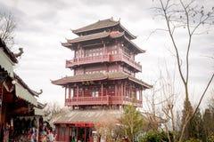 Είσοδος στο πάρκο Wulingyuan Στοκ Φωτογραφία