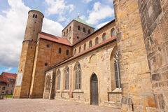 Είσοδος της εκκλησίας Στοκ Φωτογραφία