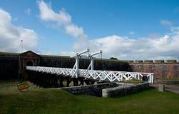 Είσοδος του George οχυρών Στοκ Εικόνες