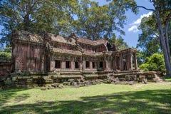 Είσοδος TA Kou του Angkor Wat σύνθετο Στοκ φωτογραφία με δικαίωμα ελεύθερης χρήσης
