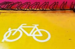 Είστε ένα ποδήλατο; Στοκ Φωτογραφία