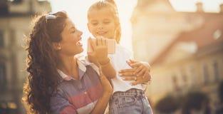 Είστε έτοιμο mom; στοκ φωτογραφίες με δικαίωμα ελεύθερης χρήσης