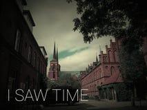 Είδα το χρόνο Στοκ φωτογραφία με δικαίωμα ελεύθερης χρήσης
