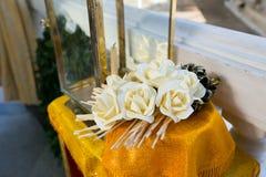 Είδος ξύλινων λουλουδιών Στοκ Φωτογραφίες