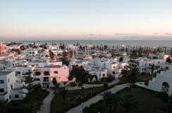 Είδος στο λιμένα στην Τυνησία Στοκ εικόνες με δικαίωμα ελεύθερης χρήσης