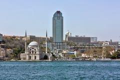 Είδος Istambul από Bosphorus Στοκ φωτογραφία με δικαίωμα ελεύθερης χρήσης