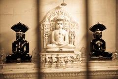 Είδωλα Jain Στοκ φωτογραφία με δικαίωμα ελεύθερης χρήσης