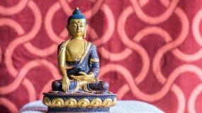 Είδωλο του Βούδα, από το Μπουτάν Στοκ φωτογραφίες με δικαίωμα ελεύθερης χρήσης