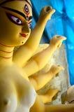 Είδωλο Durga Στοκ Εικόνα