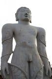 Είδωλο Shravanabelagola, karnataka, Ινδία Bahubali Bhagawan Στοκ Φωτογραφία