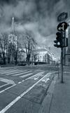 Εβαγγελική εκκλησία. Ζάγκρεμπ. Στοκ φωτογραφία με δικαίωμα ελεύθερης χρήσης
