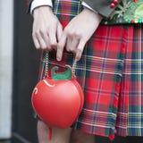 Εβδομάδα μόδας του Λονδίνου Στοκ φωτογραφίες με δικαίωμα ελεύθερης χρήσης
