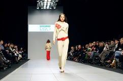 εβδομάδα μόδας Στοκ Εικόνα