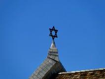 Εβραϊκή συναγωγή - Ahavath Beth Ισραήλ Στοκ Φωτογραφίες
