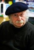εβραϊκός συγγραφέας hilsenrath τ&omic στοκ φωτογραφία
