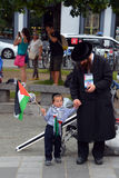 Εβραϊκός σχετικός με το χασιδισμό ορθόδοξος Στοκ εικόνα με δικαίωμα ελεύθερης χρήσης