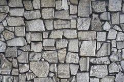 εβραϊκός τοίχος της Κρακ&o Στοκ Εικόνα