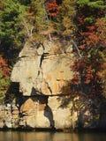 εγγενής βράχος στοκ εικόνες με δικαίωμα ελεύθερης χρήσης