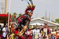 Εγγενής νότια Ντακότα pow wow στοκ φωτογραφίες