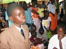 Εγγενής Ουγκάντα Αφρική Στοκ Φωτογραφίες