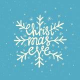 Εγγραφή Χριστουγέννων Στοκ Εικόνες