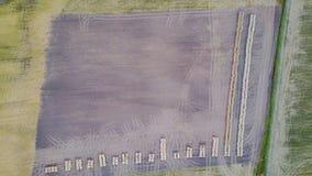 Εγγυήσεις στο αγρόκτημα Στοκ φωτογραφία με δικαίωμα ελεύθερης χρήσης
