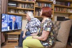 Εγκαινίαση του ρωσικού Προέδρου στοκ εικόνες με δικαίωμα ελεύθερης χρήσης