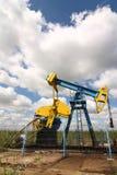 εγκατάσταση γεώτρησης Ρ&omi Στοκ εικόνες με δικαίωμα ελεύθερης χρήσης