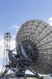 Εγκατάσταση μετάδοσης Satellitary Στοκ φωτογραφία με δικαίωμα ελεύθερης χρήσης