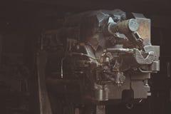 εγκατάσταση TM-3-12 305mm Στοκ φωτογραφία με δικαίωμα ελεύθερης χρήσης