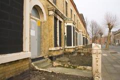 εγκαταλειμμένη εγκατα&lam Στοκ εικόνα με δικαίωμα ελεύθερης χρήσης