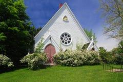 εγκαταλειμμένη εκκλησί&a Στοκ Εικόνες