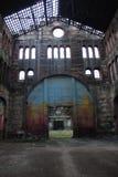 εγκαταλειμμένη οικοδόμ&et Στοκ εικόνες με δικαίωμα ελεύθερης χρήσης