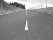 Εγκαταλειμμένη οδός Στοκ Φωτογραφίες