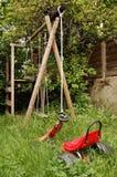 εγκαταλειμμένη παιδική χ&a Στοκ εικόνες με δικαίωμα ελεύθερης χρήσης