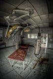 εγκαταλειμμένη χειρουργική επέμβαση δωματίων στοκ εικόνα με δικαίωμα ελεύθερης χρήσης