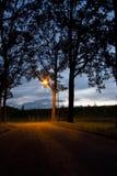Εγκαταλειμμένος δρόμος Στοκ Εικόνες