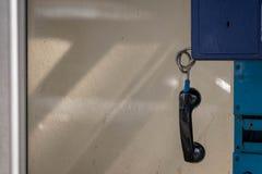 Εγκαταλειμμένος παλαιός κερματοδέκτης Στοκ φωτογραφία με δικαίωμα ελεύθερης χρήσης