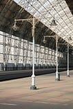 εγκαταλειμμένος σταθμό&si Στοκ Εικόνα