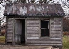 Εγκαταλειμμένο & ιστορικό σπίτι - Οχάιο Στοκ Φωτογραφίες