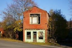 εγκαταλειμμένο κτήριο Στοκ Εικόνα